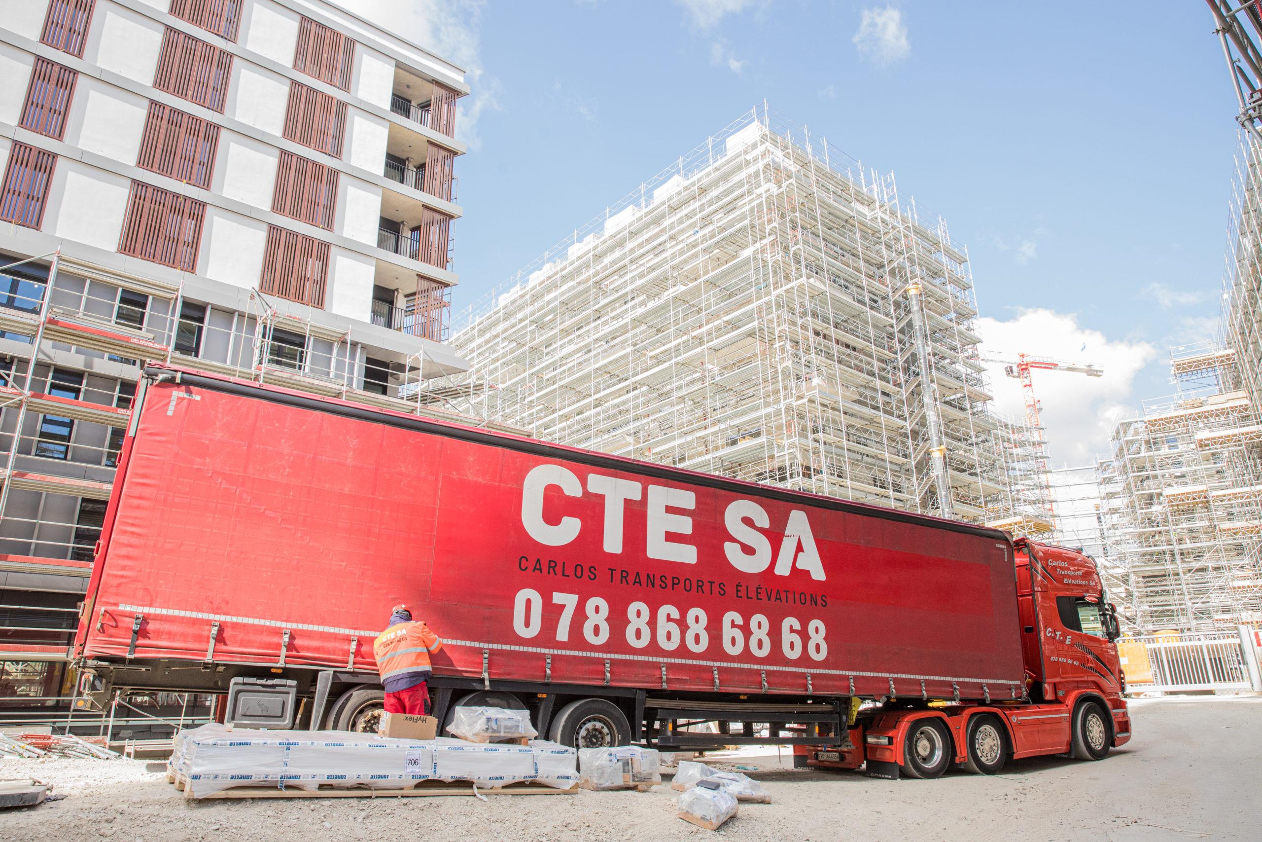 CTE SA - Transport